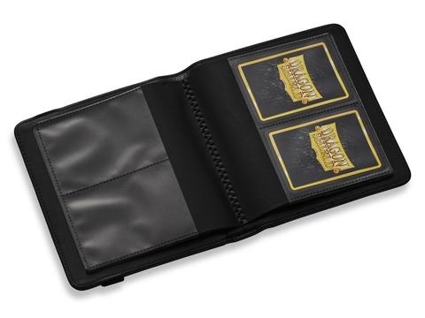 Dragon Shield Card Codex: 80 Pocket Portfolio - Black