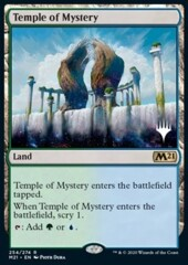 Temple of Mystery (Core Set 2021) - Foil