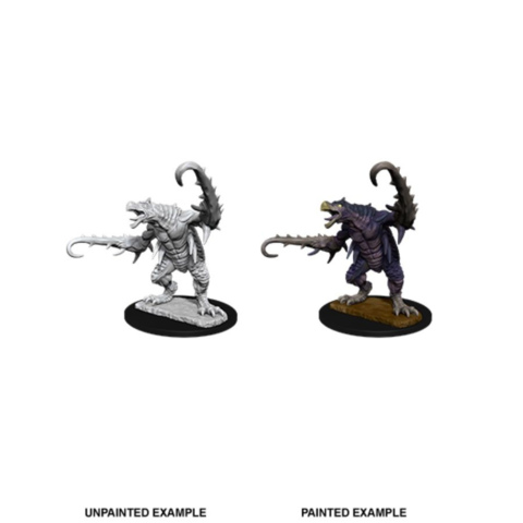 DUNGEONS AND DRAGONS: NOLZURS MARVELOUS UNPAINTED MINIATURES: W12 HOOK HORROR