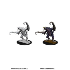 DUNGEONS AND DRAGONS: NOLZUR'S MARVELOUS UNPAINTED MINIATURES: W12 HOOK HORROR