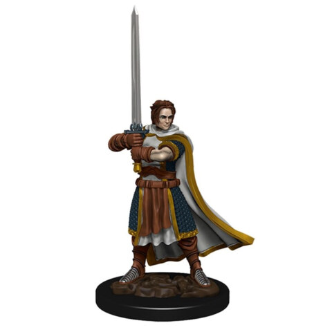 DUNGEONS AND DRAGONS: ICONS OF THE REALM PREMIUM FIGURE (WAVE 4): MALE HUMAN CLERIC
