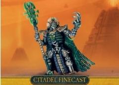 Necron Imotekh the Stormlord