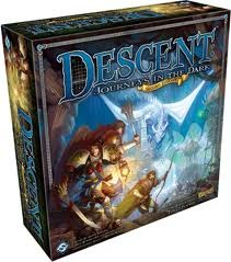 Descent: journey into darkness 2nd edition