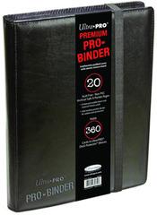 Premium Pro-Binder - Black from UltraPro