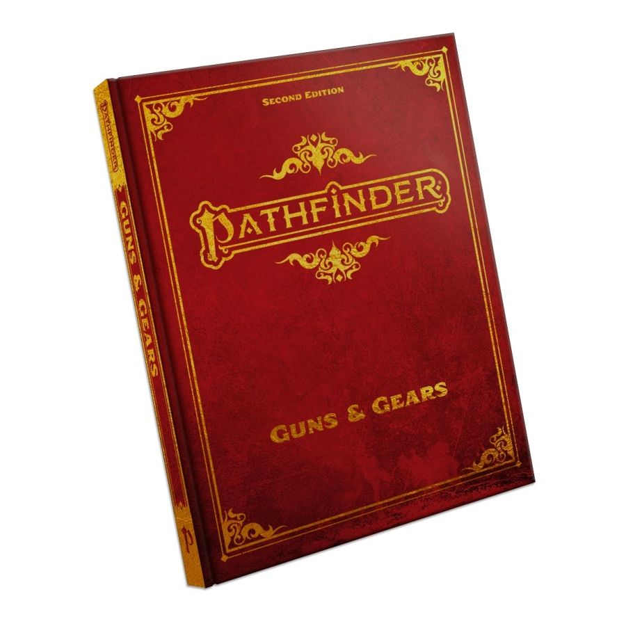 PATHFINDER RPG (2E): GUNS AND GEARS (SPECIAL EDITION)