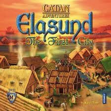Elsasund the 1st City of Catan