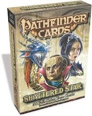 Pathfinder cards Shattered star