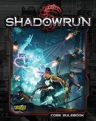 Shadowrun 5th edition hardback