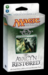 Avacyn Restored Intro Pack - Bound by Strength