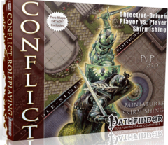 Conflict Roleplaying Boxed Set: Double Sided Edition