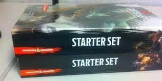 D&D Starter 5th edition