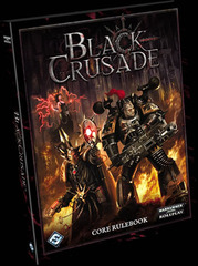 Black Crusade Core Rulebook