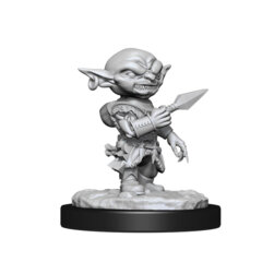 PATHFINDER: DEEPCUTS UNPAINTED MINIATURES: W13 MALE GOBLIN ROGUE