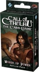 Call of Cthulhu Words of power
