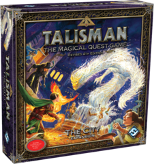 Talisman The City