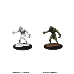 DUNGEONS AND DRAGONS: NOLZUR'S MARVELOUS UNPAINTED MINIATURES: W12 RAGING TROLL