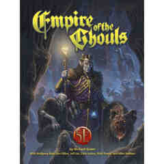 EMPIRE OF THE GHOULS HC (5TH EDITION)