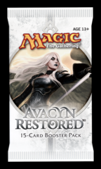 Avacyn Restored Booster Pack