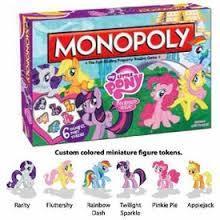 My Litte Pony Monopoly