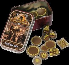 Iron kingdoms token set 91071