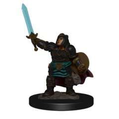 DUNGEONS AND DRAGONS: ICONS OF THE REALM PREMIUM FIGURE (WAVE 4): FEMALE DWARF PALADIN