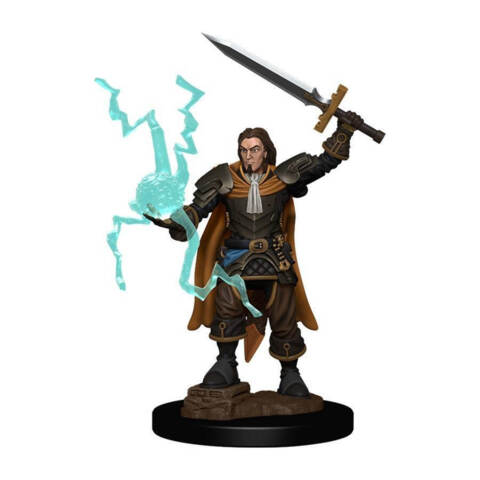 PATHFINDER BATTLES: PREMIUM PAINTED FIGURE: HUMAN CLERIC MALE