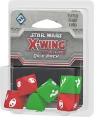 Star Wars x-wing Dice