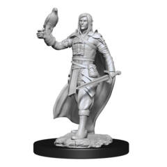 DUNGEONS AND DRAGONS NOLZUR'S MARVELOUS MINIATURES: W13 MALE ELF RANGER