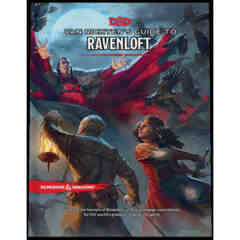 DUNGEONS AND DRAGONS 5E: VAN RICHTEN'S GUIDE TO RAVENLOFT