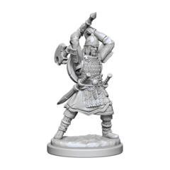 DUNGEONS AND DRAGONS NOLZUR'S MARVELOUS MINIATURES: W13 MALE HUMAN BARBARIAN