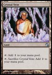 Crystal Vein - Foil
