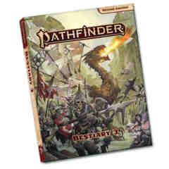 PATHFINDER RPG (2E): BESTIARY 3 POCKET EDITION