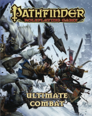 Pathfinder Roleplaying Game: Ultimate Combat (OGL) Hardcover
