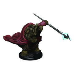 DUNGEONS AND DRAGONS: ICONS OF THE REALM PREMIUM FIGURE (WAVE 3): MALE TORTLE MONK