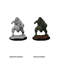 DUNGEONS AND DRAGONS: NOLZUR'S MARVELOUS UNPAINTED MINIATURES: W12 VENOM TROLL
