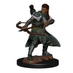 DUNGEONS AND DRAGONS: ICONS OF THE REALM PREMIUM FIGURE (WAVE 4): MALE HUMAN RANGER
