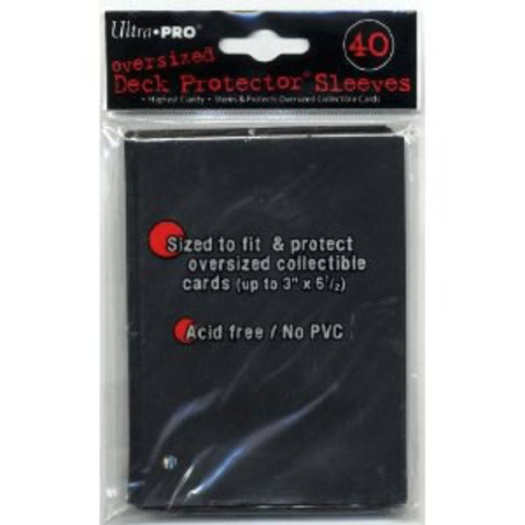Oversized Deck Protectors (40ct) from UltraPro