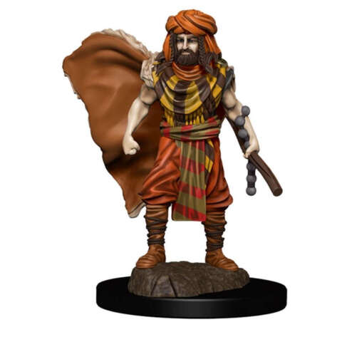 DUNGEONS AND DRAGONS: ICONS OF THE REALM PREMIUM FIGURE (WAVE 4): MALE HUMAN DRUID