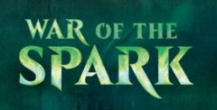 MTG War of the Spark - Launch Draft Tickets 26th April