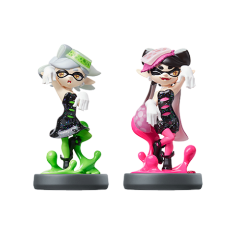 Comics Plus of Macon - Nintendo Splatoon Amiibo Callie