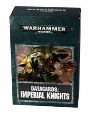 40k - Datacards: Imperial Knights