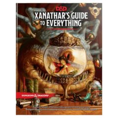 Dungeons and Dragons 5E: Xanathar's Guide to Everything
