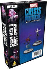 Marvel Crisis Protocol: Spider-man & Ghost Spider