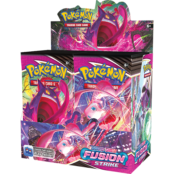 FUSION STRIKE BOOSTER BOX (Must be payed on the day of ordering)