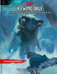Dungeons and Dragons 5E: Icewind Dale