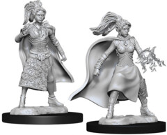Female Human Sorcerer W10