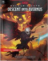 Dungeons and Dragons 5E: Descent into Avernus