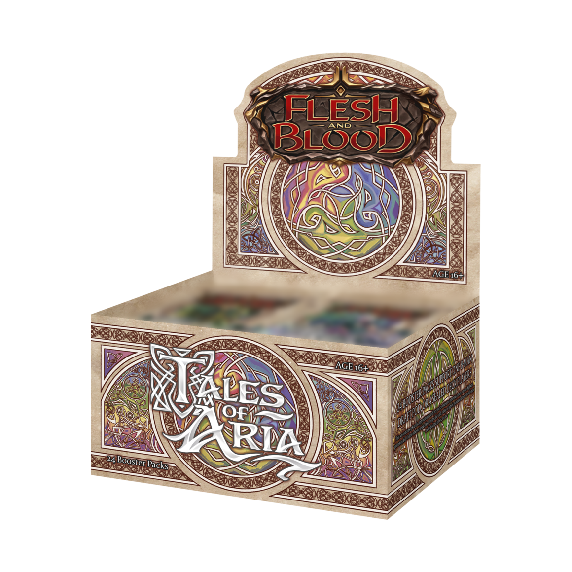 Flesh and Blood TCG: Tales of Aria First Printing Booster Box