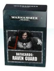 40k - Datacards: Raven Guard