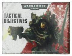 40k - Tactical Objectives